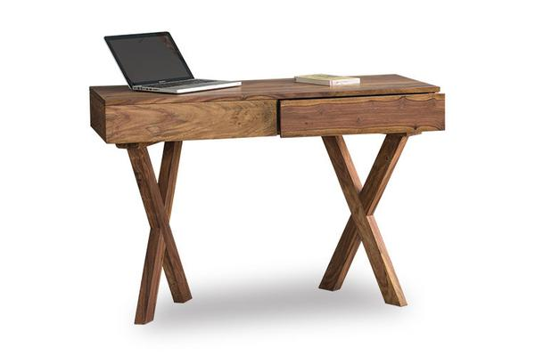 Wise Solid Wood Study Table with Drawers