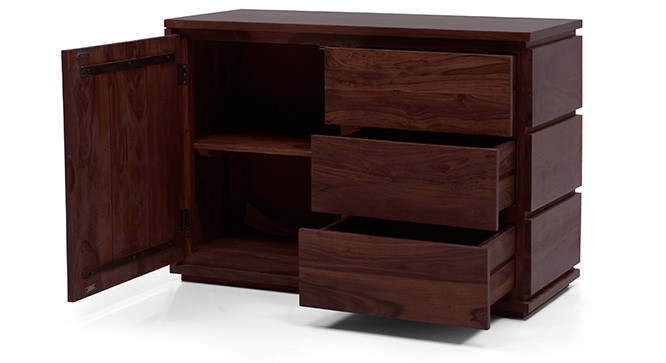 SECTOR SIDEBOARD (Mahogany Finish)