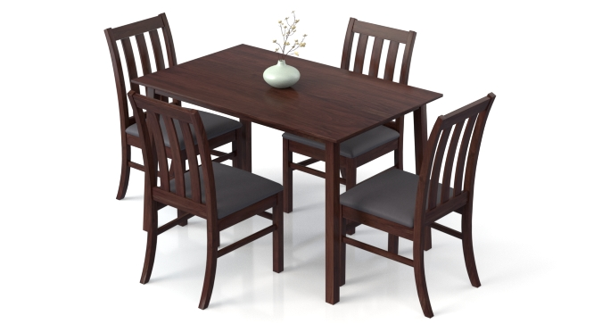 Grandson 4 Seater Dining Table Set