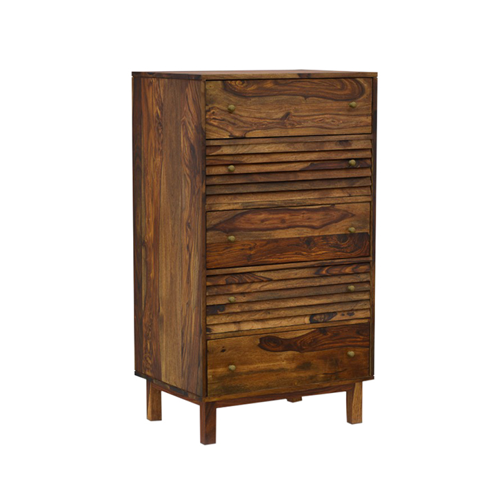 Alice Chest Of Drawer Brown