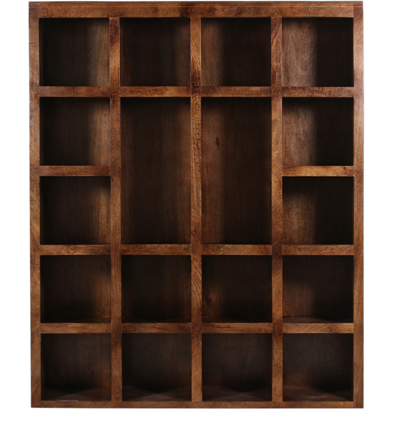 Onland Book Shelf in Provincial Teak Finish