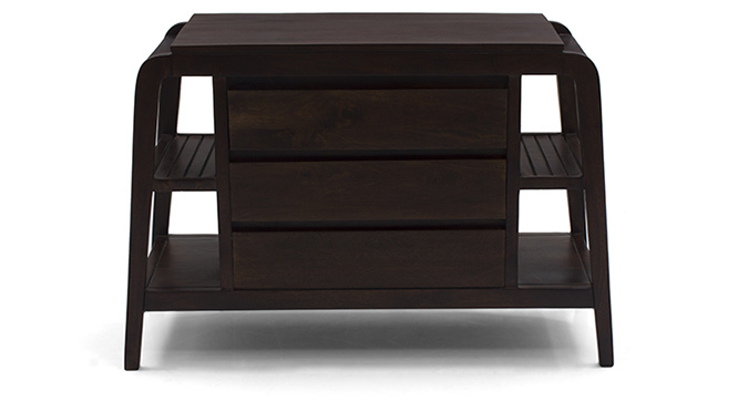 Salvic Chest Of Drawers(Walnut)