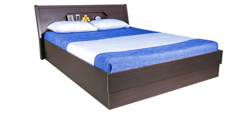 Ahou king size bed with storage