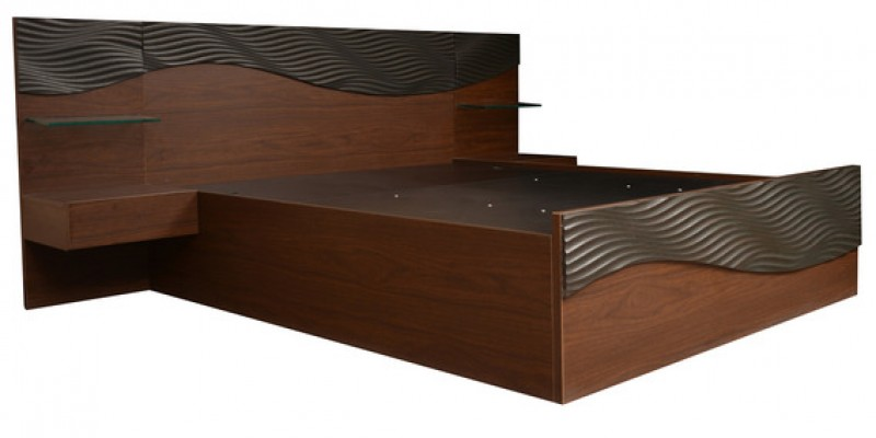 Liam King Size Bed with Storage