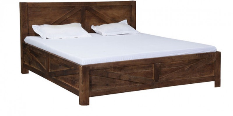 Tasmania Queen Size Bed With storage
