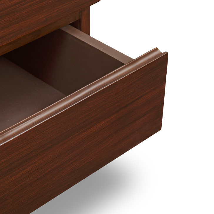 Shobhyat Chest of 4 Drawers (Walnut)