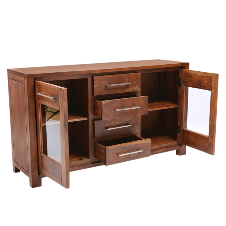 Bruno Buffet Cest of Drawer (Brown)