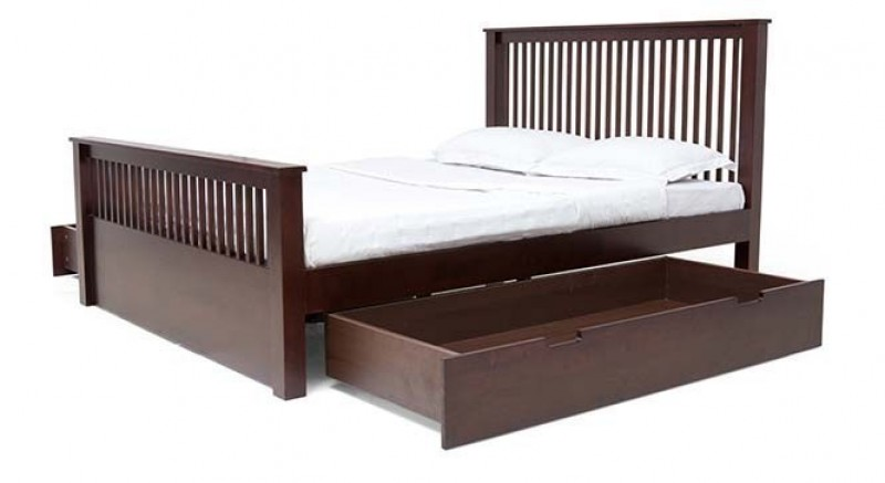 ARIZONA STORAGE QUEEN BED