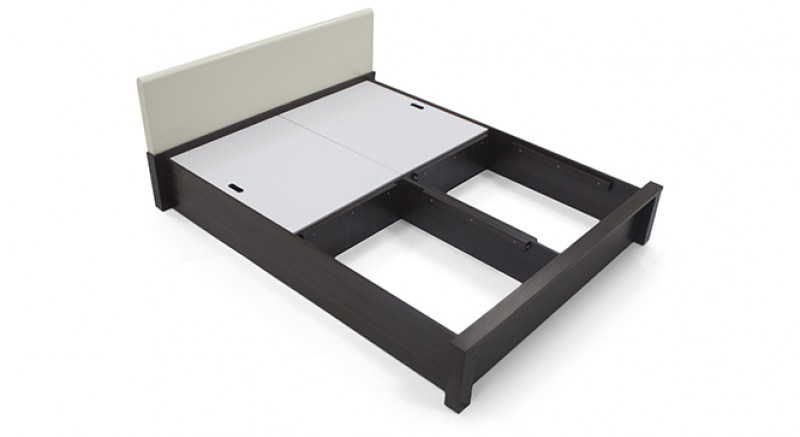 BERTY BOX STORAGE BED King Size