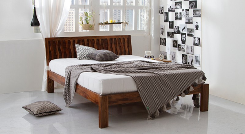 BYRON BED QUEEN SIZE