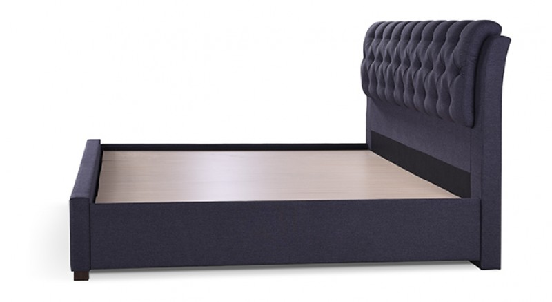 CASIOPE UPHOLSTERED STORAGE BED QUEEN SIZE