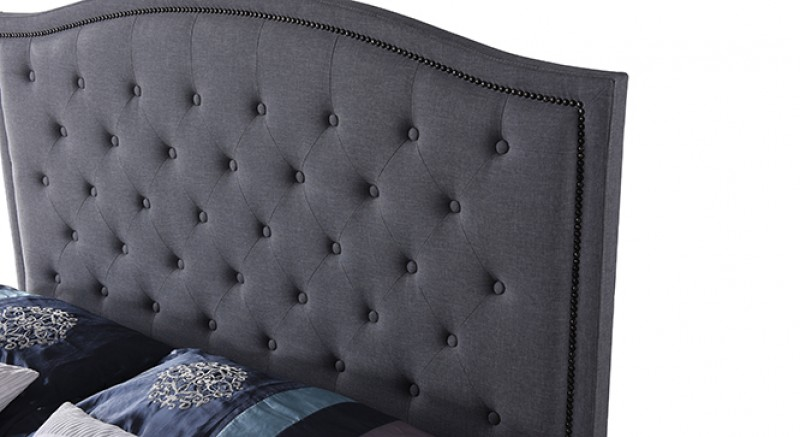 Rother Upholstered Bed Queen Size